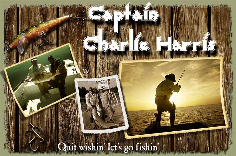 Captain Charlie Harris Fishing Charters
